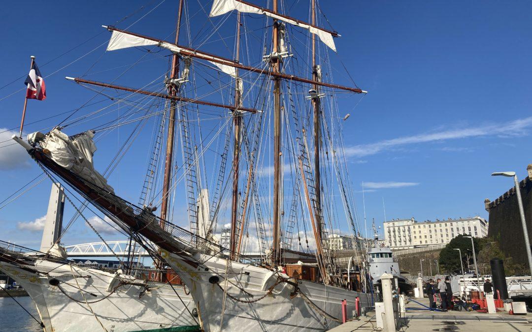 Sortie sur l'Etoile de la Marine nationale du 12 au 14 octobre 2020