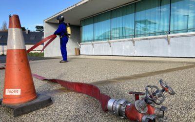 Formation de base à la lutte contre l'incendie